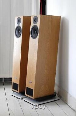 PMC Twenty. 24 ATL Floor standing speakers Oak Twenty 24