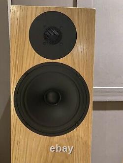 PMC twenty 24 Oak Will Deliver Floor Standing Speakers
