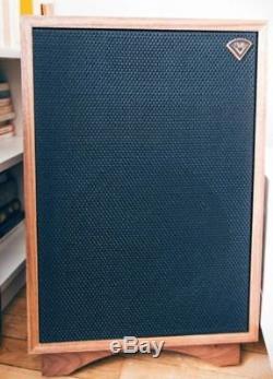 Pair Floor Standing Speakers Klipsch Heresy III Brand New! Warranty Cherry