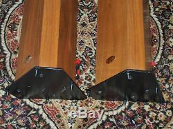 Pair MT/Musical Technology Kestrel British Floor Standing High End Hifi Speakers