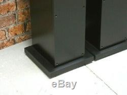 Pair Of B&W Bowers & Wilkins 684 S2 Bi-Wire Floor Standing Loud Speakers