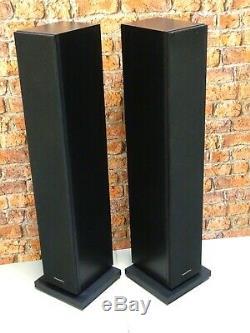 Pair Of Bowers & Wilkins B&W 684 Series 2 S2 Floor Standing Loud Speakers