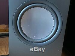 Pair Of KEF Q900 Floor Standing Loud Speakers