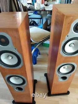Pair Of Monitor Audio Gold 20 Floorstanding Speakers
