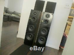 Pair of JBL L5 L-5 FLOOR STANDING TOWER SPEAKERS
