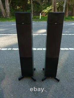 Pair of Martin Logan Motion 10 Floor Standing Speakers EXCELLENT CONDITION