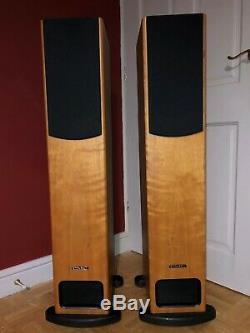 Pair of PMC FB1 Floorstanding hifi speakers