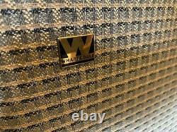 Pair of good Vintage Wharfedale'Airedale' Floorstanding Speakers