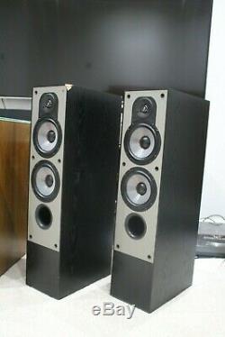Paradigm Monitor 7 Floor standing Speakers bi-wire bass reflex