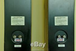 ProAc MINI Tower BRITISH AUDIOPHILE Floorstanding Speakers + ATABITES MINT