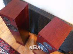 ProAc Response D18 Floorstanding Speakers Very Good Condition Mahogany