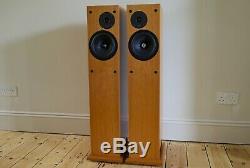 ProAc Response D18 Floorstanding Stereo Speakers, Cherry