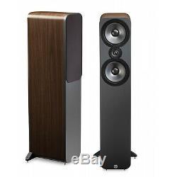 Q ACOUSTICS 3050i floorstanding speaker English Walnut