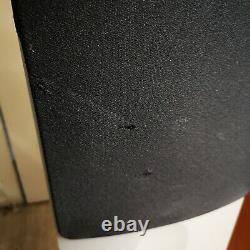 Q Acoustics 1050 Floor standing Tower Speakers beech