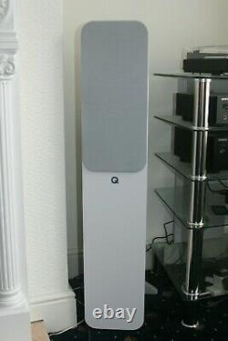 Q Acoustics 3050i Floorstanding Speakers Arctic White