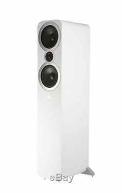 Q Acoustics 3050i Floorstanding Speakers (Arctic White) QA3558 B2 GRADE PAIR