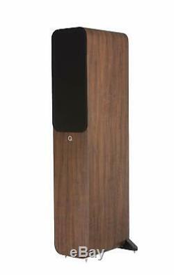 Q Acoustics 3050i Floorstanding Speakers (English Walnut) QA3552 B1 GRADE PAIR