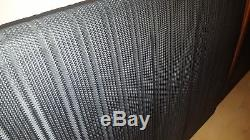 Quad ESL 57 ESL57 Speakers Electrostatic Gold Loudspeakers Floorstanding Black