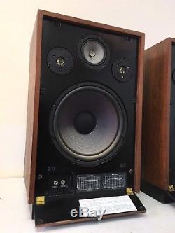 RARE Scott PRO 70 Controlled Impedance Floorstanding Speakers