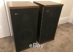 Rare! B&W DM4 Bowers and Wilkins Floor Standing Speakers