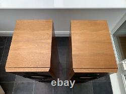 Rare! B&W P5 Bowers and Wilkins Floor Standing Speakers Audiophile England made