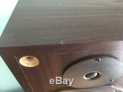 Rogers LS55 Floor Standing Speakers-Made in England- Startlingly Good Sound