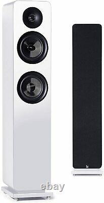 Roth Audio OLI RA3 5.25 inch 2 Way Passive Floor Standing Speakers Pair/Tower