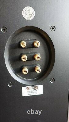 Ruark Crusader 3 floor standing speakers