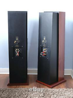 Ruark Crusader Mark II 3-way floorstanding speakers