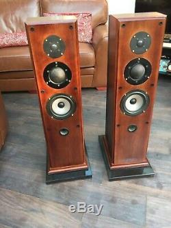 Ruark Crusader Mark One Floorstanding Speakers Lovely Condition