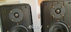 Ruark Equinox with stands FLOOR STANDING Stereo speakers