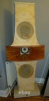 SALE, SWAP, EXCHANGE. My Prophecy Audio Horn Speakers. Make me an offer. W. H. Y