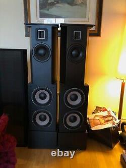 SD Acoustics Standing Floor Speakers
