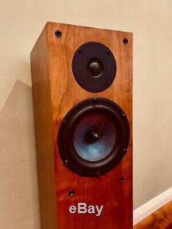 SPENDOR S6e British Hi-Fi floorstanding speakers, minimal usage