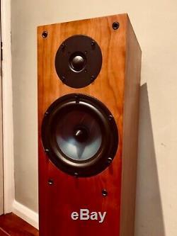 SPENDOR S6e British Hi-Fi floorstanding speakers (pair)