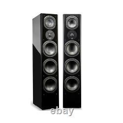 SVS Prime Pinnacle Floorstanding Speakers (Gloss Black) (New!)