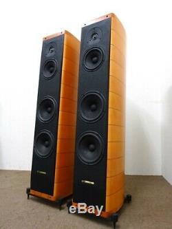 Sonus Faber Cremona Floorstanding Speakers Pair, Excellent Condition