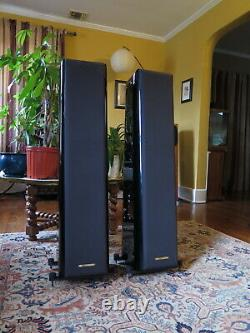 Sonus Faber Grand Piano Home Speakers Made in Italy Audiophile Quality
