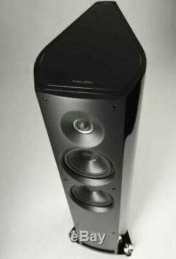Sonus Faber Venere 2.5 Floor Standing Speakers Pair Hifi BLACK BRAND NEW