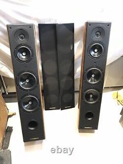 Sonus Fabre Grand Piano Domus Floorstanding Speaker Pair