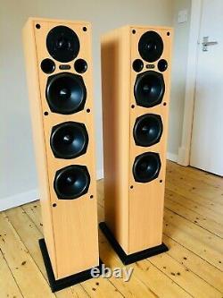 Speakers Acoustic Energy AE120 100 Series floor standing