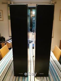 Spendor A5 High end British made floorstanding stereo speakers