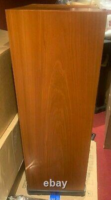 Spendor D7 Floorstanding Speaker Pair Cherry CTI
