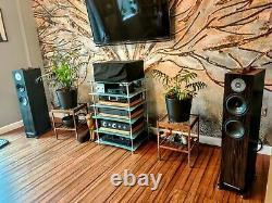 Spendor D7 Floorstanding Speakers in Ebony veneer