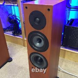 Spendor S5E floor standing speakers Classic British Sound BBC