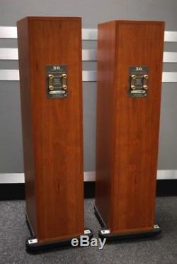 Spendor S6 Floorstanding Speakers in Cherry Preowned
