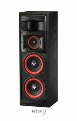 Subwoofer Cerwin Vega XLS-28 Dual 8 Floor Standing Tower Speaker, 3 Way Design