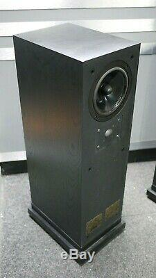 TDL Electronics Studio 1 Transmission Line Floorstanding Speakers Preowned