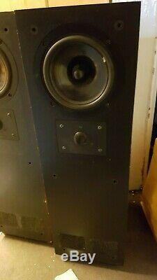 TDL Studio One Floor Standing Speakers