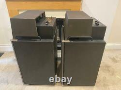 TECHNICS SB-7000 Linear Phase Vintage MONSTER SPEAKERS 15 BASS UNITS GWO